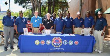 Veterans activities
